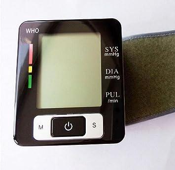 HRRH muñeca Estilo de Tensiómetro electrónico automático presupuesto Inteligente electrónica esfigmomanómetro Precisión para médicos Tensiómetro Portable