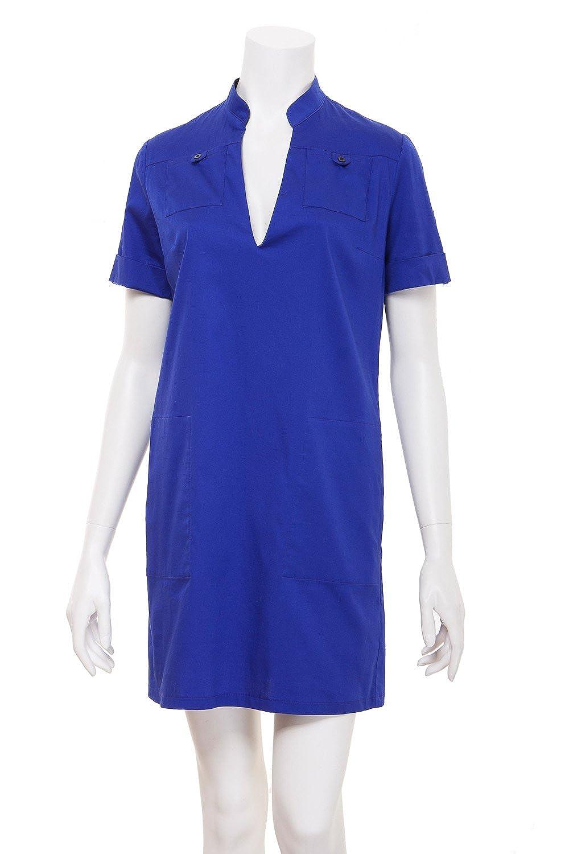 CNC by Costume National - Blaues Blusenkleid - Baumwolle - 100% Baumwolle