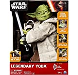 Limited Time Offer on Star Wars Legendary Jedi Master Yoda.