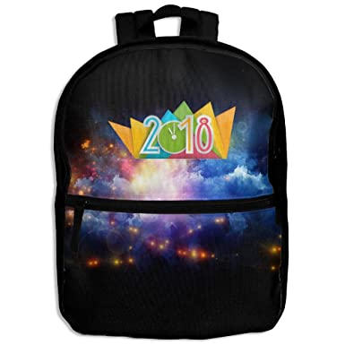 2018 happy new year wallpapers 01 fashion backpack college school laptop bag shoulder bag