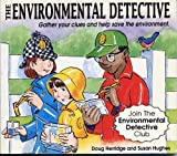 The Environmental Detective Kit/Book & Environmental Record, Water Tester and Tweezers, Ph Paper and Color Scale, Pencil and Ruler, Acid Rain Record