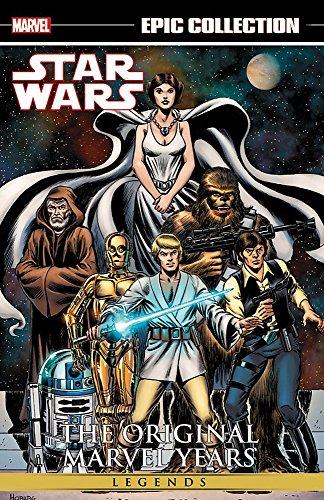 Star Wars Legends Epic Collection: The Original Marvel Years Vol. 1 (Epic Collection: Star Wars Legends: The Original Marvel Years) (Star Wars Knights Of The Old Republic Crash)