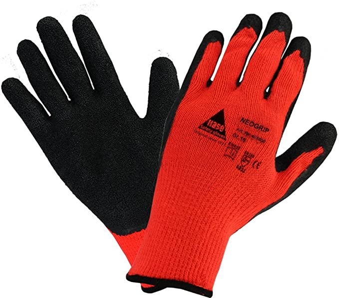 workAnt Guantes de trabajo Thermo winter gloves NEOGRIP para el ...