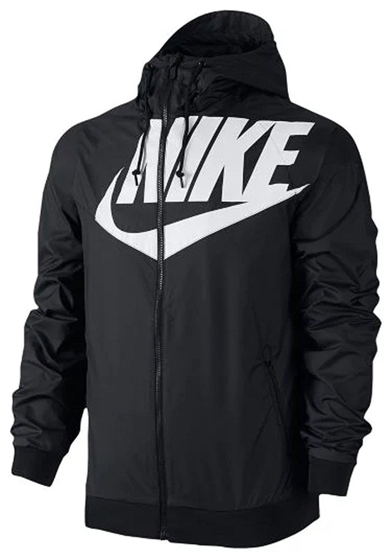 Top2  Nike M NSW WR Jacket GX 1 schwarz--902351 010--MEDIUM--(WINDRUNNER  JACKET) 85eeb42e2