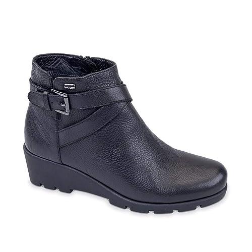 VALLEVERDE Damenschuhe Stivaletto Nero 36402 Schuhe ... in Pelle Autunno ... Schuhe 5ee254