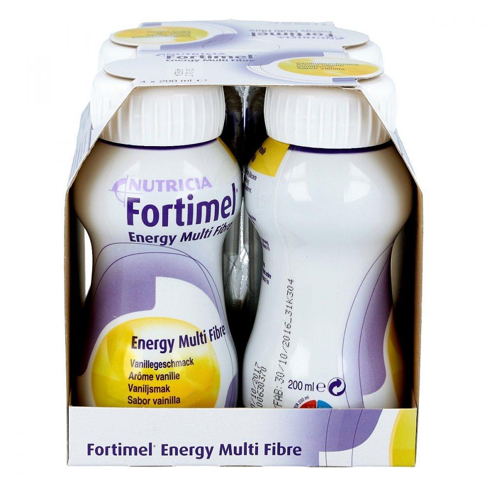 fortimel Energy Multi Fibre Vainilla sabor 800 ml Líquido: Amazon.es: Salud y cuidado personal