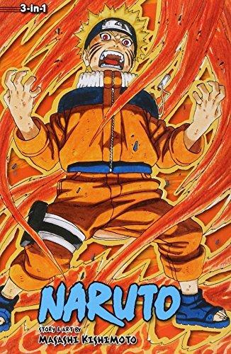 Naruto (3-in-1 Edition), Vol. 9: Includes Vols. 25, 26 & 27 by Masashi Kishimoto (2014-09-02)