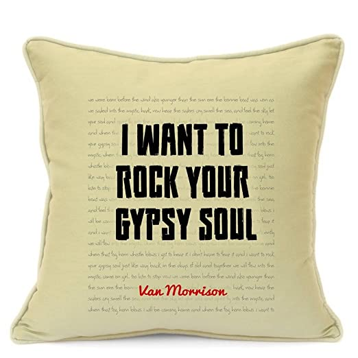 Van Morrison letras de canciones citas algodón almohada ...