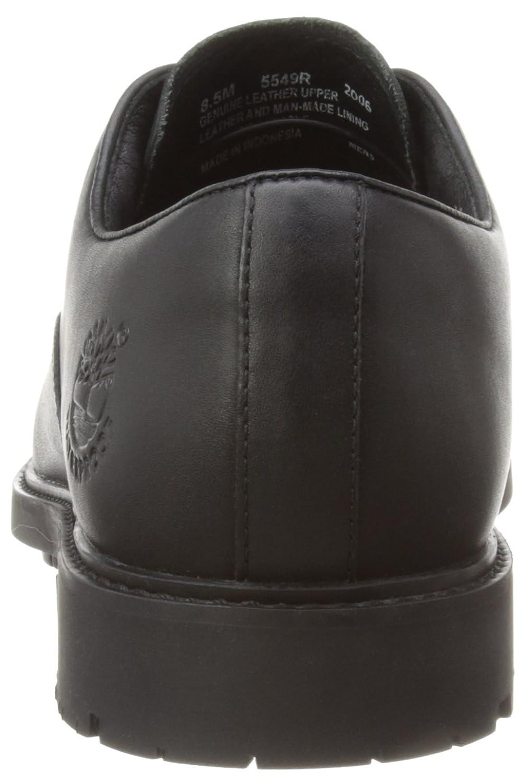 Timberland Earthkeepers Stormbuck Zapatos De Oxford (hombres) - Marrón Oscuro ZgDAcWD