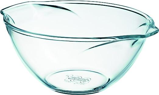 Pyrex Classic Vidrio - Cuenco para horno, 2,5 l, vidrio ...