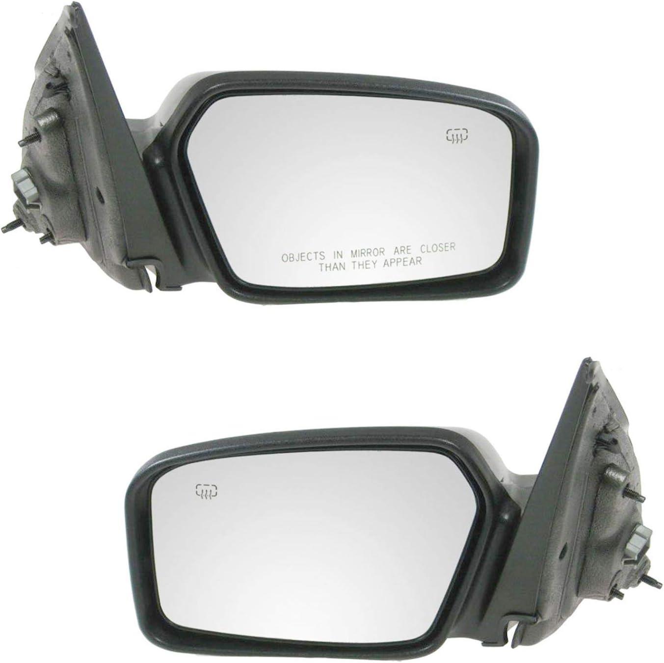 AM Left,Right Pair DOOR MIRROR For Mercury,Ford Fusion,Milan