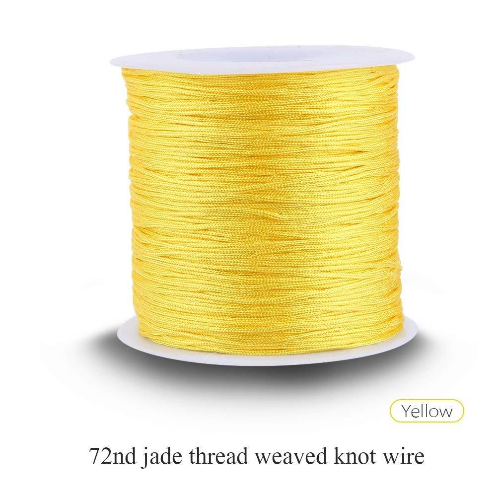 10 Colori Che Puoi Scegliere. Colore : Golden Delaman Corda in ...