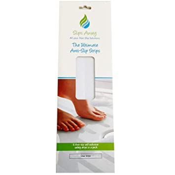 Anti-Rutsch-Aufkleber für Dusche / Badewanne, kreisrund, hochwertig ...