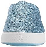 native Kids Bling Glitter Miller Water Proof Shoes, Sky Bling/Shell White, 1 Medium US Little Kid