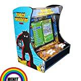 Wintex 1299 in 1 Tabletop/Bartop Arcade Machine Game Pandora's 5s Video 2 Players Console Cocktail Cabinet(19 inch LCD)