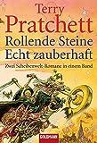 Rollende Steine/Echt zauberhaft: Zwei Scheibenwelt-Romane in einem Band