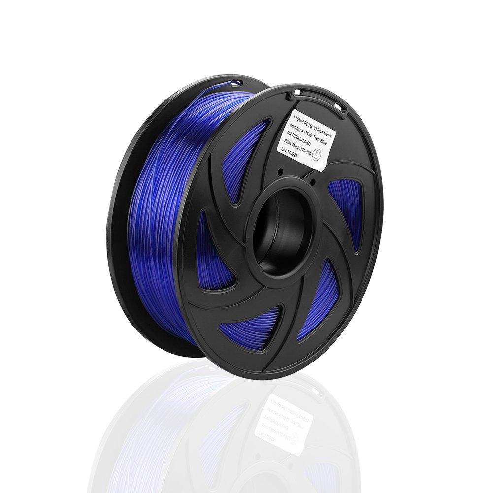 S SIENOC 1 paquete de filamento impresora 3D PEGT 1.75mm Impresora ...