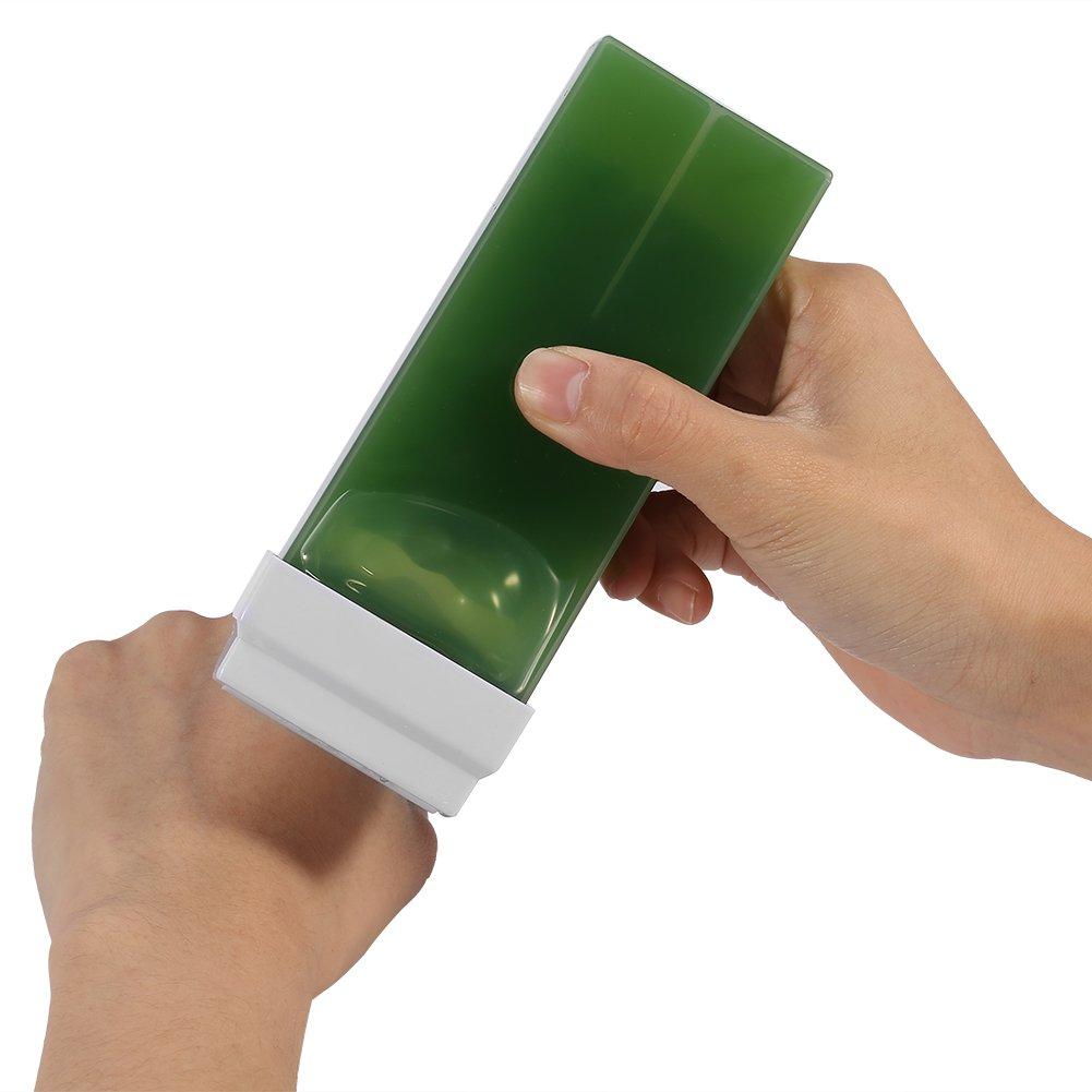 Amazon.com : 12Types Depilatory Hair Removal Set 100g Wax + 100PCS Depilatory Paper + 5PCS Wodden Spatulas(Aloe) : Beauty