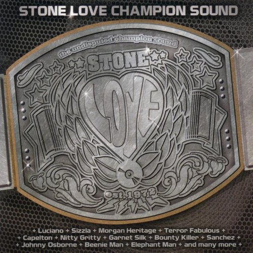Stone Love - Champion Sound, V...