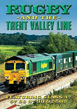 Amazon com: Diesel Trains: Rugby and the Trent Valley Line