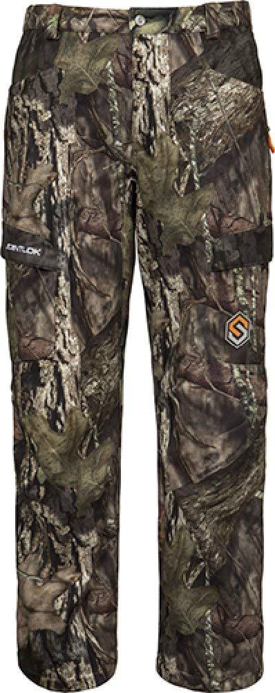 ScentLok Men's Full Season TAKTIX Hunting Pants, Mossy Oak Break-Up Country, 2XL by ScentLok