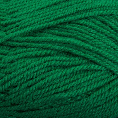 Plymouth (1-Pack) Encore Worsted Yarn Christmas Green 0054-1P Plymouth Encore Worsted Yarn