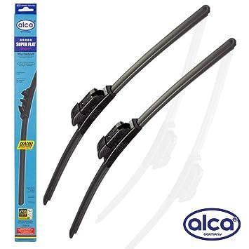ALCA super premium planas escobillas del limpiaparabrisas 26