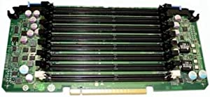 DELL - Poweredge R900 Memory Riser Board 8 Slots - R587G