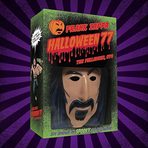 Halloween 77 [Costume Box Set] [Tracklists are available in the Pendrive] -