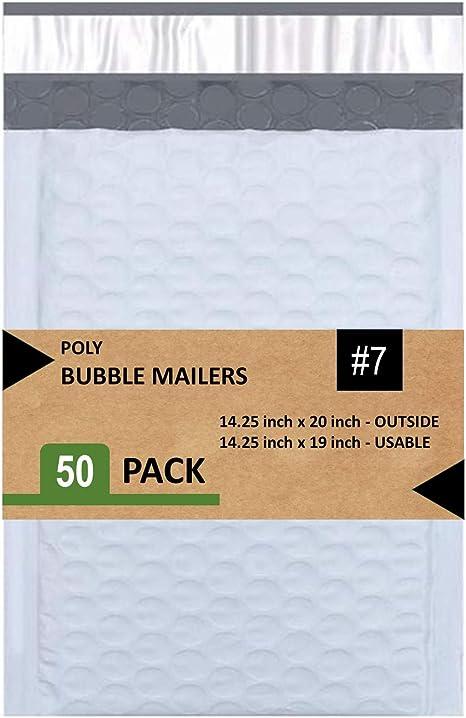 5 pcs. Envelopes light blue nous white dots