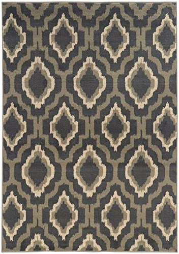 Oriental Weavers Brentwood 5501D Area Rug, 6 7 x 9 3