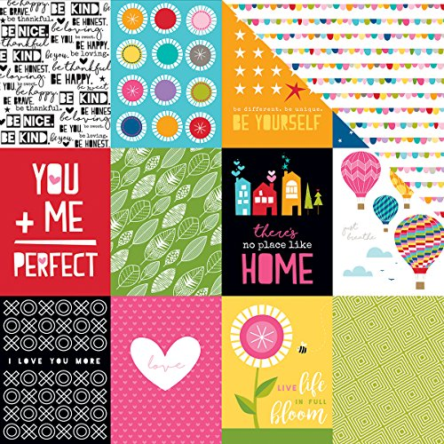 Oh My Stars Double-Sided Cardstock 12