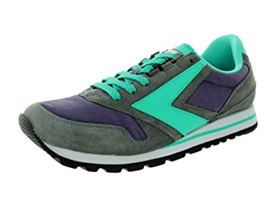 US Brooks Men's Chariot Running Shoes Cheap - Grey/Purple/Turquoise Ascensio