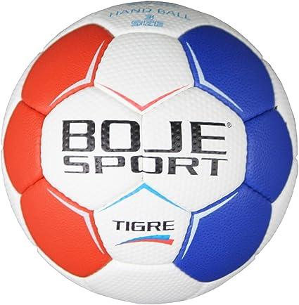 Boje Sport Tigre - Balón de balonmano para hombre, tamaño 3 ...