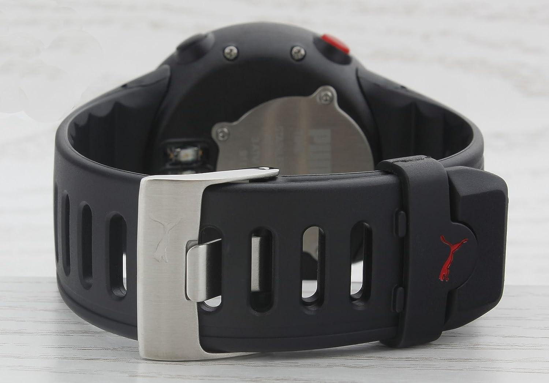 Amazon.com: PUMA Time OPTIMAL CARDIAC PU911291001 Digital watch for men optimal cardiac: Watches