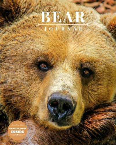 Bear Journal: Grizzly Bear Composition Notebook Journal Diary (Animal Composition Notebook Journal Diary) (Volume 1) PDF