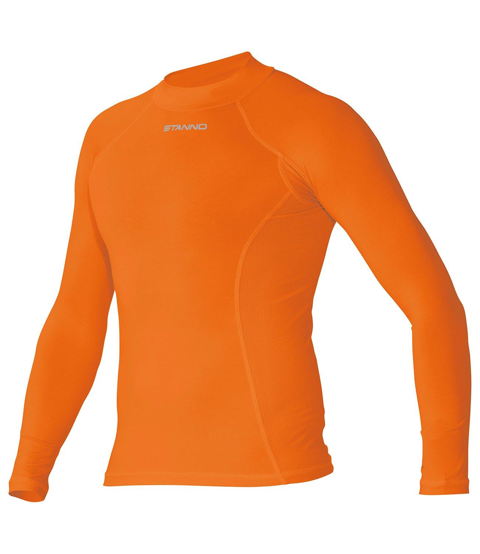 Stanno Funktionsunterwäsche Langarm Unterhemd orange (orange)