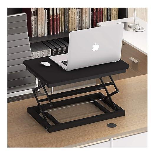 NUODE-Table Oficina Pequeño Escritorio Ajustable Computadora ...