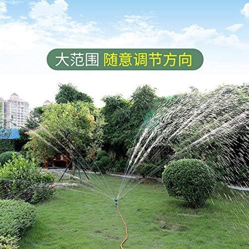 Riego automático conectado césped enterrado regadera agrícola riego de jardín aspersor de pulverización verde herramienta de jardín: Amazon.es: Jardín