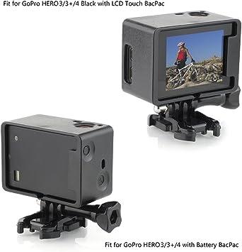 Kitvision VIRB-set 3m taparé-soportes soporte placa para Action-Cam gopro