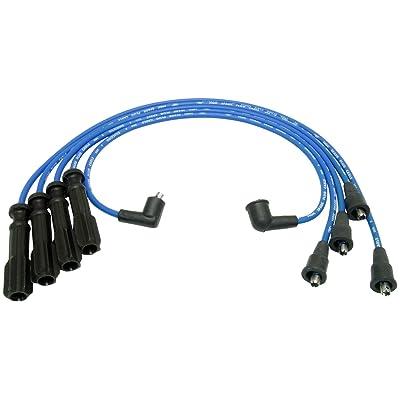 NGK (54213) RC-EUX017 Spark Plug Wire Set: Automotive