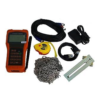 Amazon.com: tr-dti-100h-hm-1 portátil ultrasónico medidor de ...