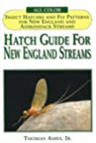 Hatch Guide for New England Streams