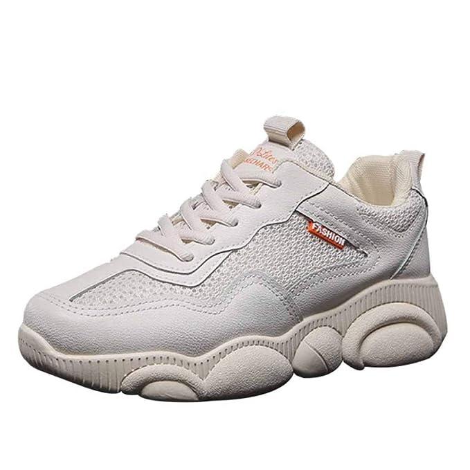 Cómodos Mocasines Con Plataforma Zapatos De Cuña Resbalón Transpirable Zapatillas De Deporte Zapatillas De Deporte Para Correr Zapatos Para Caminar Para ...