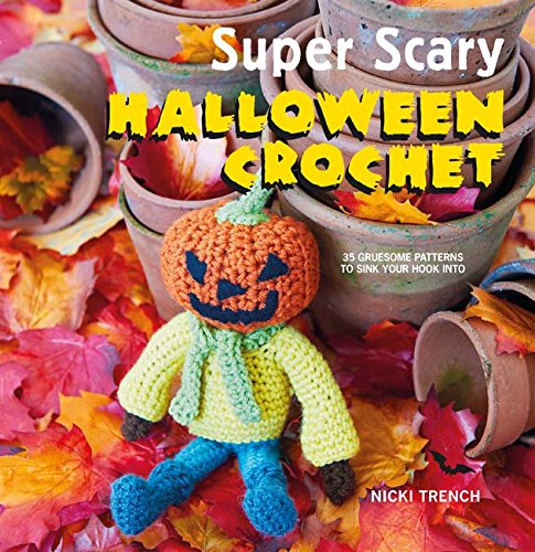 190 Patterns to Crochet for Halloween: The Ultimate Collection ... | 500x485