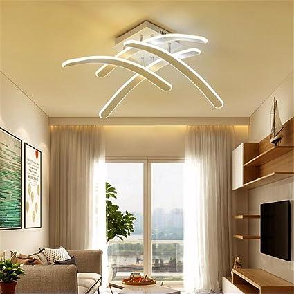 Amazon.com: Chandelier Modern LED Ceiling Light Fixture ...