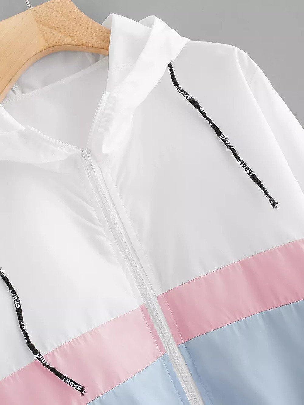 QinMM Abrigo Delgada Chaqueta con Capucha Casual para Mujer, Jacket de otoño Invierno Hoodie: Amazon.es: Ropa y accesorios