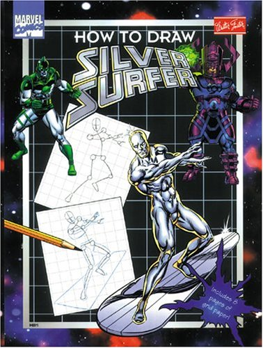 How to Draw Silver Surfer (How to Draw Series)