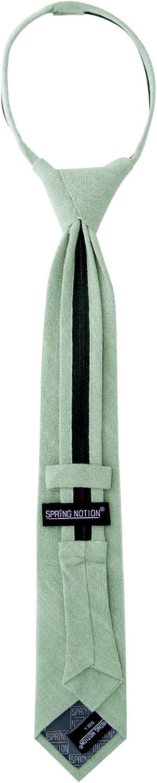 Spring Notion Boys Linen Blend Necktie