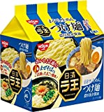 NichiShinra-o noodle rich seafood soy sauce 5 meals PX6 pieces